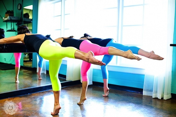 What barre class taught me about small daily actions